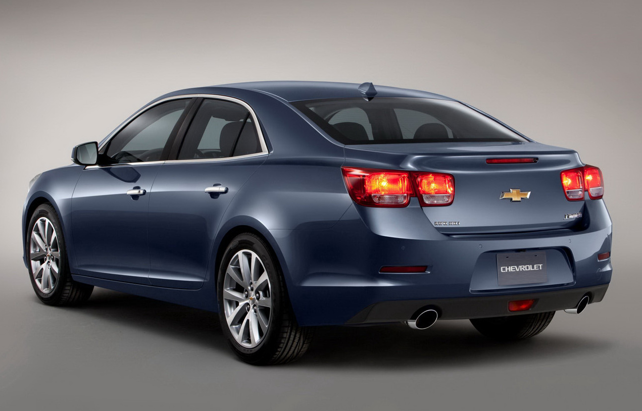 Chevrolet Malibu Turbo LTZ