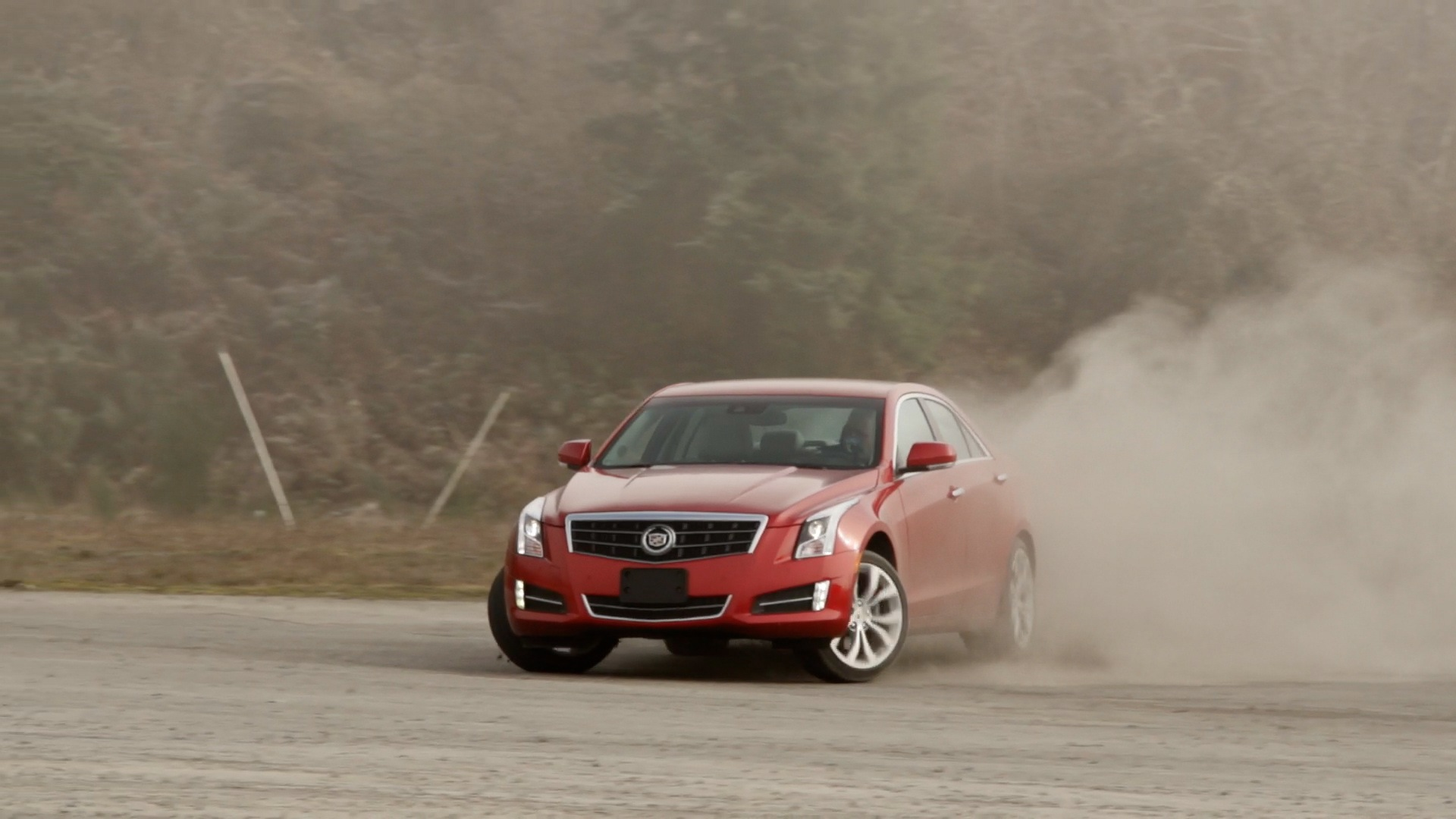 Douthit Drives the Cadillac ATS