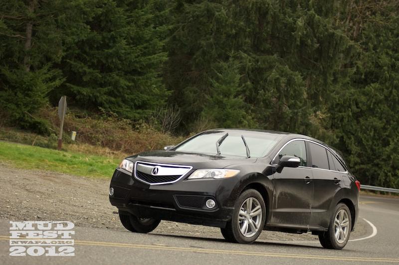 Best Family SUV: 2013 Acura RDX