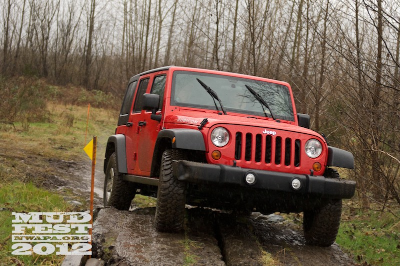 Best Off-Road: 2012 Jeep Wrangler Unlimited Rubicon