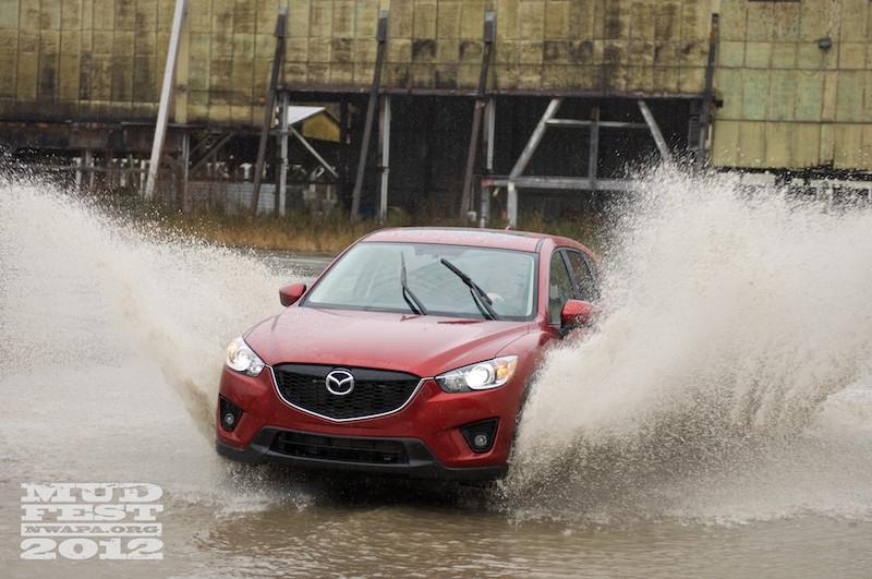 Best Compact SUV: Mazda CX-5